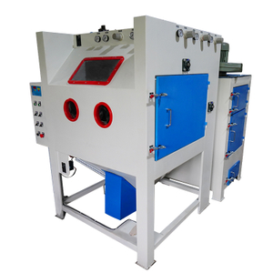 Alloy Wheel Blasting Machine, Automatic Sandblasting Machine