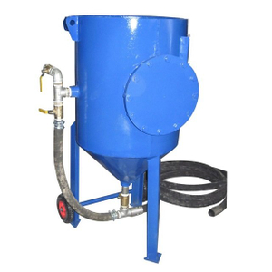 Portable Sandblasting Equipment, 200 Litre Blasting Pot