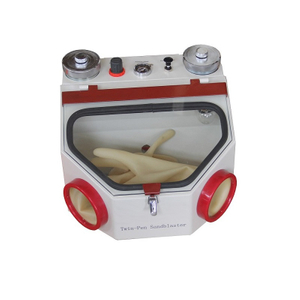 Dental Sandblaster Cabinet for Sale