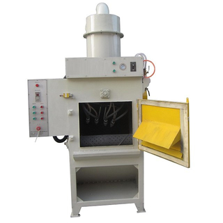 Crawler Belt Automatic Sandblasting Equipment