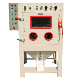 Tumble Blast Machine, Automatic Blasting Machine for Sale
