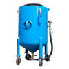 150 Litre Portable Sandblaster for Sale, Pressure Pot Abrasive Blaster