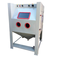 Dry Sand Blasting Machine, Blast Cleaning Machine