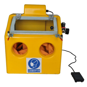 Small Sand Blasting Machine, Sandblaster for Jewellry