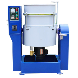 50L Centrifugal Disc Finishing System