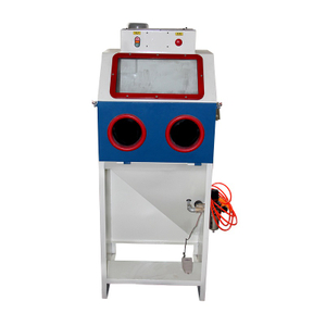 Small Sand Blast Cabinet, Abrasive Blast Cabinet for Small Parts