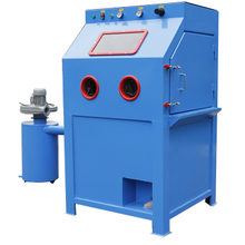 Wet Sandblasting Equipment, Sand Blasting Machine