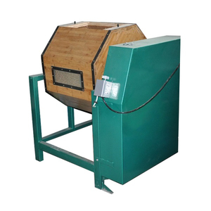 Rotary Barrel Tumbling Machine for Sale