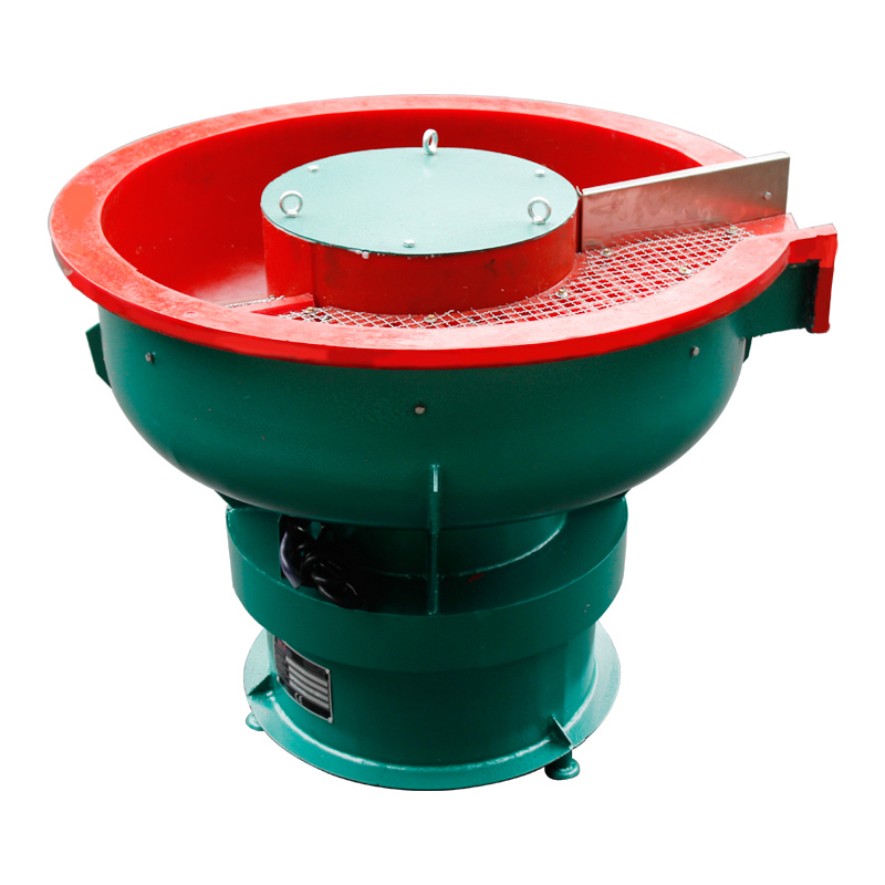 metal vibratory polisher for sale