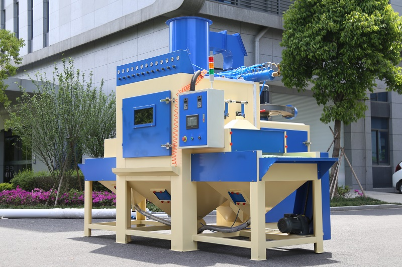 automatic sandblasting machine.JPG