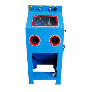 Wet Grit Blasting Machine