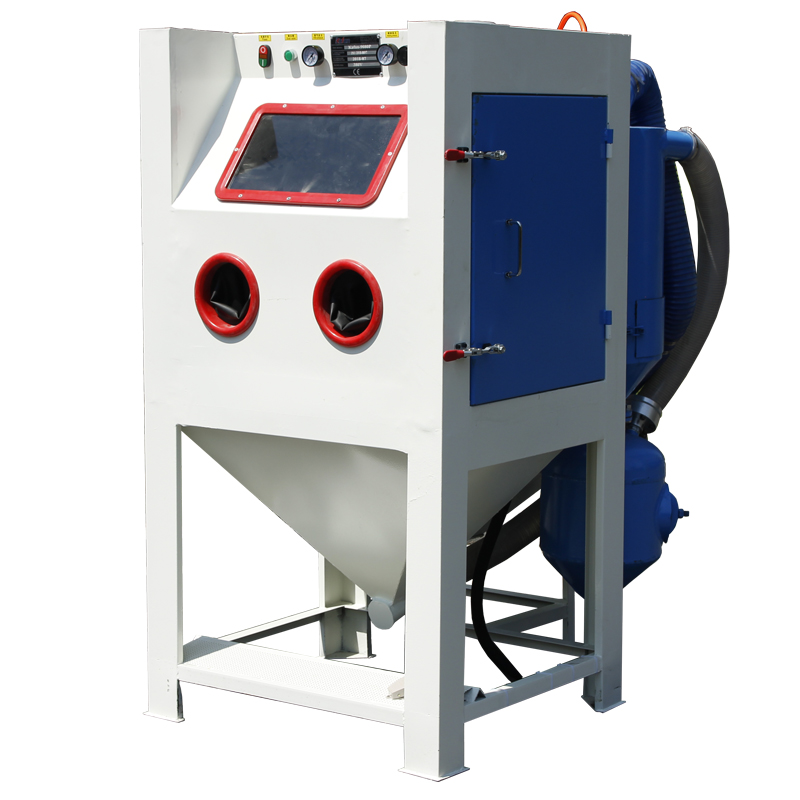 Pressure Blast Cabinet for Tough Cleaning Jobs