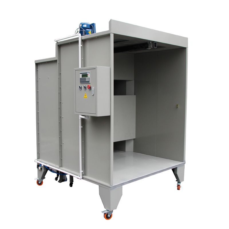 Cartridge Filter Powder Coating Spray Booth