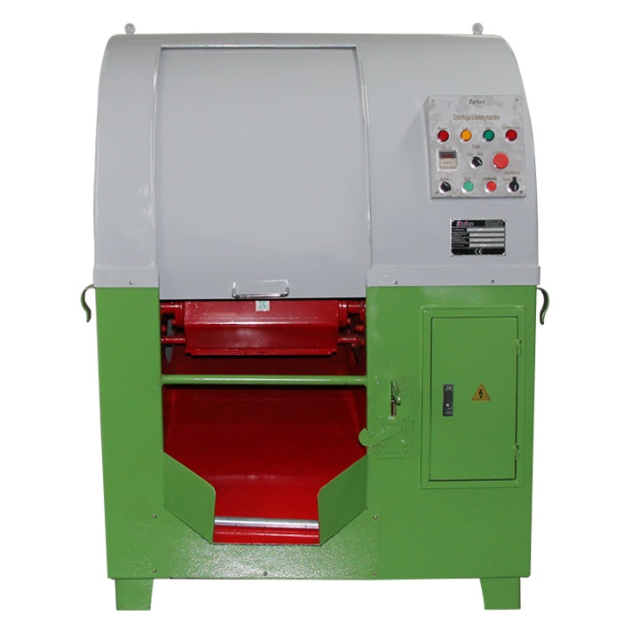 40L Centrifugal Barrel Deburring Machine